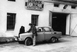 Firmengründung Autohaus 1977