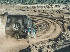 Autohaus Löbau Landrover Offroad Event 2017