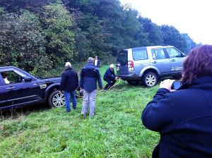 Autohaus Löbau Off-Road-Event 2012-09