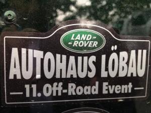 Autohaus Löbau Off-Road-Event 2013-01