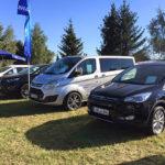 Autohaus Löbau Pferdeleistungsschau Ford 2016