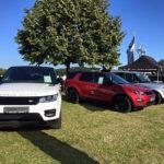Autohaus Löbau Pferdeleistungsschau Range Rover 2016