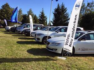 Autohaus Löbau Pferdeleistungsschau Volvo Ford 2016