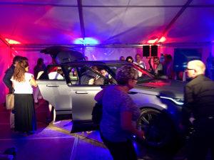 Autohaus Löbau Premiere Range Rover Velar Volvo XC60 enthüllt