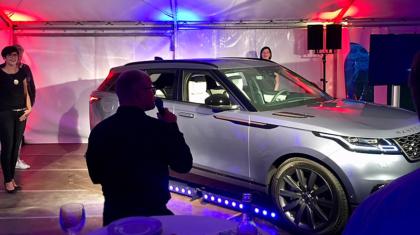 Autohaus Löbau Premiere Range Rover Velar Volvo XC60 Vorstellung