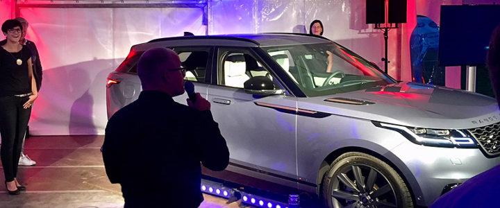 Range Rover Velar und Volvo XC60 Premiere am Olbersdorfer See