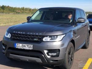 Autohaus Löbau Land Rover Offroad 2019 Klettwitz 1