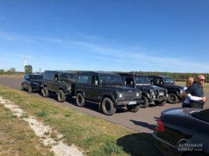 Autohaus Löbau Land Rover Offroad 2019 Klettwitz 15