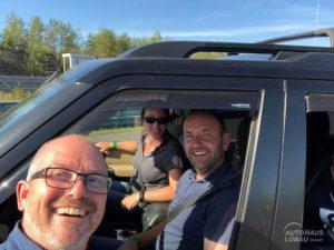 Autohaus Löbau Land Rover Offroad 2019 Klettwitz 23