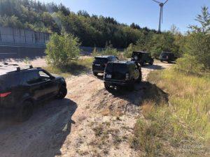 Autohaus Löbau Land Rover Offroad 2019 Klettwitz 26