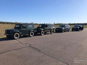Autohaus Löbau Land Rover Offroad 2019 Klettwitz 46
