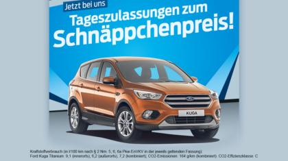 Autohaus Löbau Ford Tageszulassung Schnäppchen