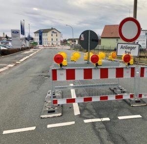 Autohaus Löbau Filiale Zittau Anfahrt über Äußere Weber Straße