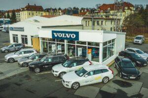 Autohaus Löbau GmbH Volvo Schauraum 2