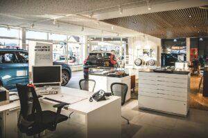 Autohaus Löbau GmbH Volvo Schauraum 3