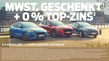 Autohaus Löbau GmbH Ford Mwst. geschenkt Angebote
